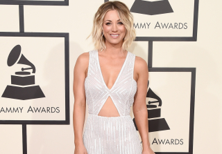 "Chris Harrison Says Kaley Cuoco Would Be a ""Great"" Bachelorette"