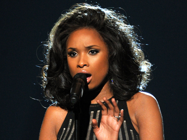 Grammy performances, Jennifer Hudson