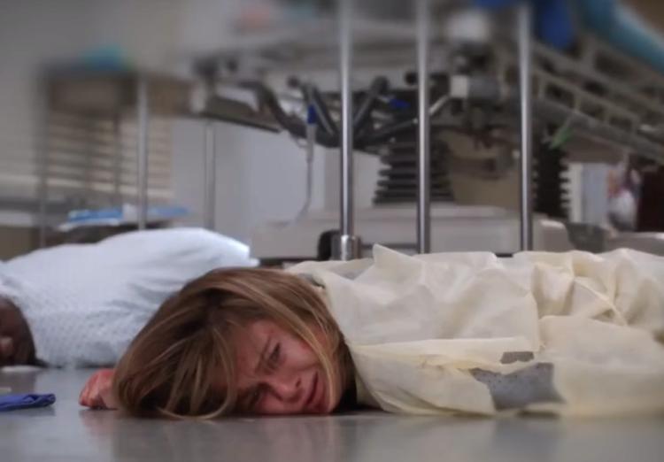 Grey's Anatomy, Meredith attack
