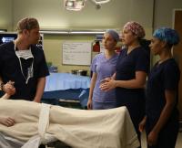 Grey's Anatomy Season 12, Alex, Callie, Maggie