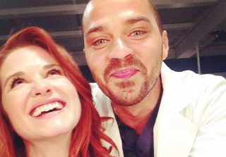 'Grey's Anatomy' Season 13: See The First Photo of Japril's Baby!