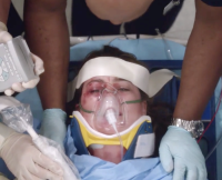 Grey's Anatomy Season 12, Meredith lung collapsing