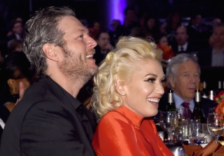"Gwen Stefani Was ""Scared"" to Listen to Duet With Blake Shelton"