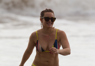 Hilary Duff, Mike Comrie Go on Hawaii Vacation After Divorce (PHOTOS)
