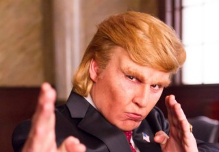 Johnny Depp Makes a Perfect Donald Trump in Parody Film (VIDEO)