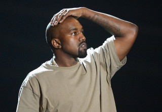 "Kanye West Begs Apple to Cut Tidal a Check in ""D—K Swinging"" Twitter Rant"