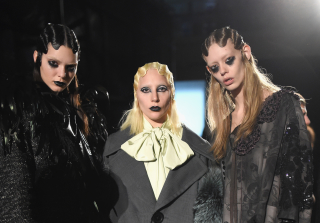Lady Gaga, Kendall Jenner Look Unrecognizable at NYFW (PHOTOS)