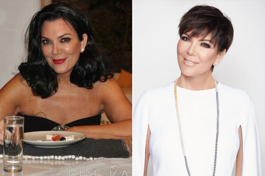 See All the Kardashian-Jenners With Long vs. Short Hair