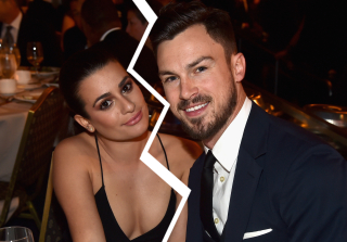 Lea Michele & Matthew Paetz Split After Two Years Together