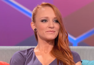 Maci Bookout Reminds Fans She's Still Pregnant — See Her Huge Bump! (PHOTO)