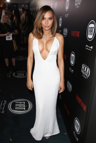 naya rivera boobs