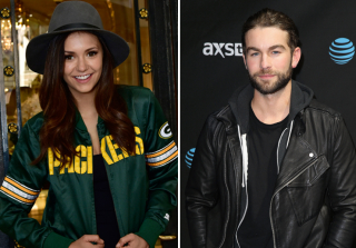 Nina Dobrev & Chace Crawford Are Just Friends, Says Source