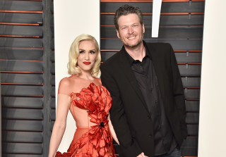 Gwen Stefani Wishes Blake Shelton a Happy 40th Birthday (PHOTO)