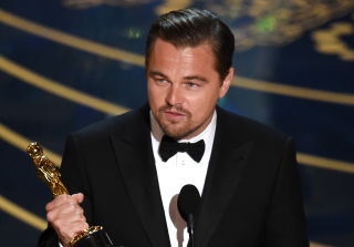 Leonardo DiCaprio Finally Got His Oscar and It Was Glorious (VIDEO)