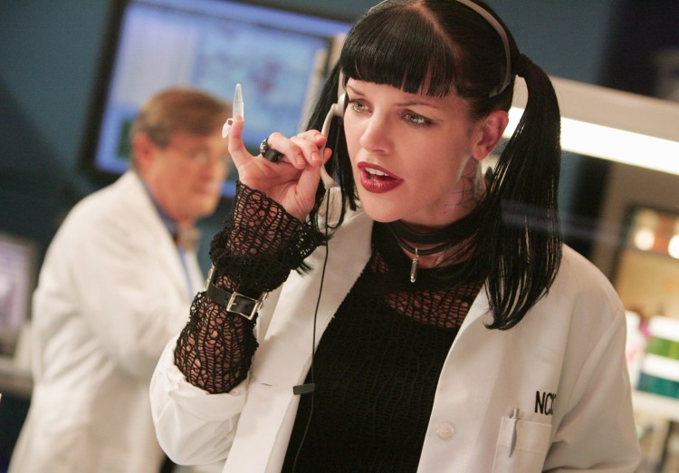 Pauley Perrette, attack, second homeless man, NCIS