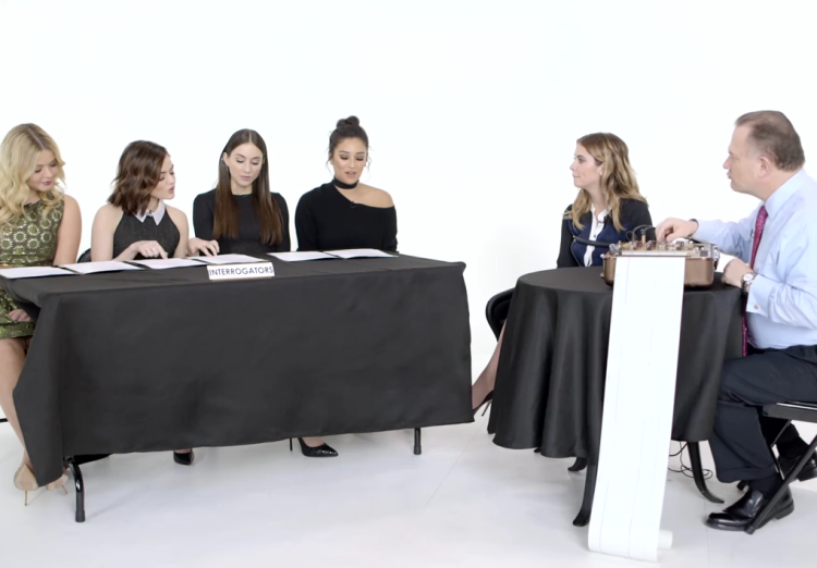 Pretty Little Liars Lie Detector Test