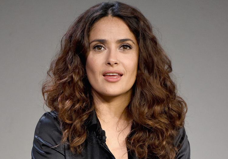 "Meet The Filmmaker: Salma Hayek, ""Kahlil Gibran's The Prophet"""