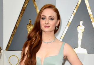Sophie Turner Confirms Her Wolf Tattoo Is Fake