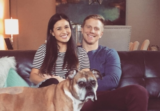 Sean & Catherine Lowe Waiting to Find Out Baby's Sex