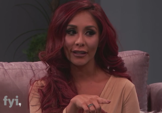 Snooki Confronts Khloe Kardashian About Being Rude When They Met (VIDEO)