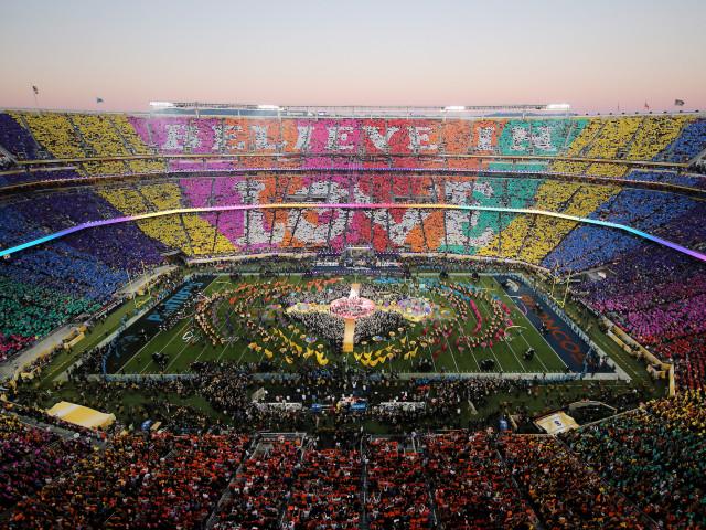 Super Bowl 50, Levi's Stadium