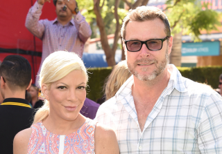 Tori Spelling Moves For Seventh Time in Five Years