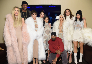 Lamar Odom Makes First Appearance Post-Overdose at Kanye West\'s NYFW Event (PHOTOS)