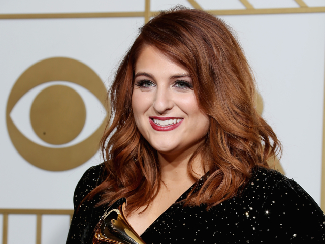Youngest Grammy winners, Meghan Trainor