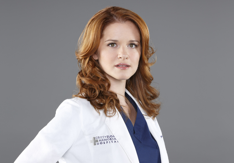Grey's Anatomy Season 12, April Kepner, Sarah Drew