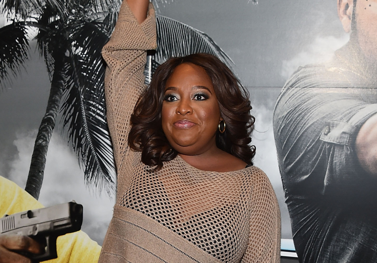 Actress Comedienne Sherri Shepherd
