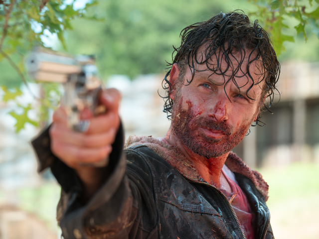 Rick The Walking Dead Season 6