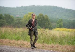 \'The Walking Dead\' Season 6 Episode 12 Recap: Carol and Maggie Need Saviors