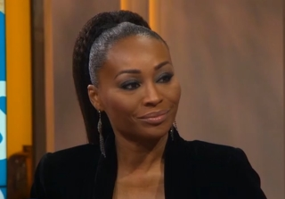Cynthia Bailey: Porsha Williams Is at the Root of RHoA's Violence (VIDEO)