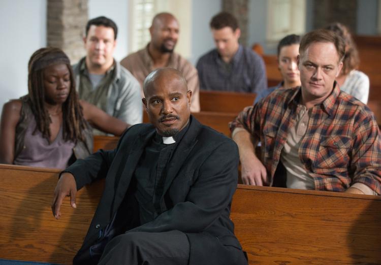Father Gabriel The Walking Dead Season 6, Episode 12