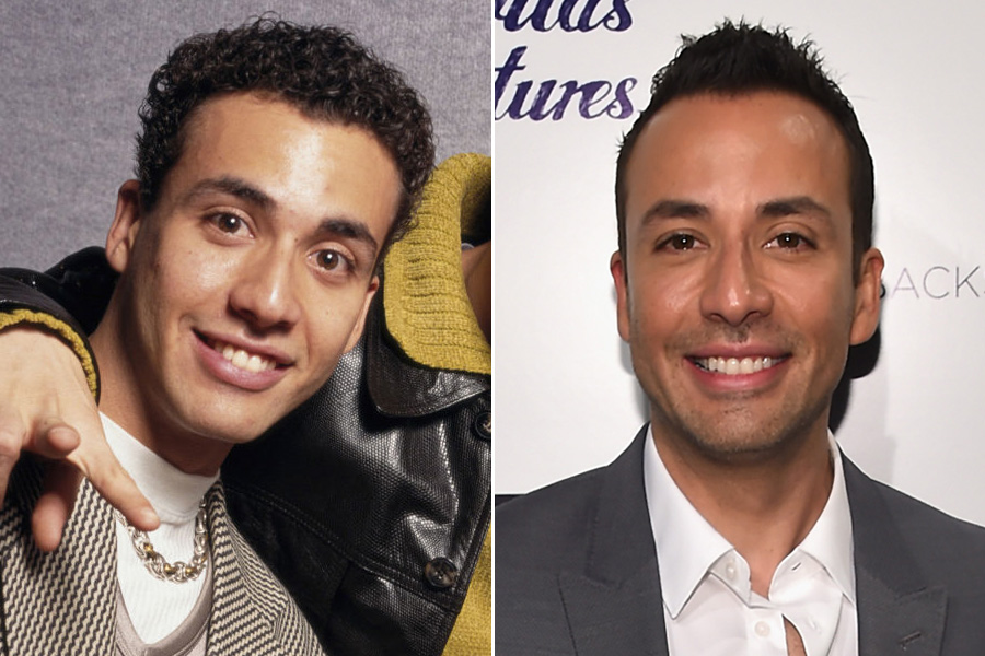 Howie Dorough--then-ora