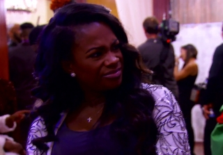 The Feds Come After Kandi Burruss in 'RHoA' Finale Sneak Peeks (VIDEOS)