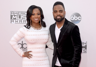 "Kandi Burruss Talks ""Awesome"" Baby Ace Tucker"