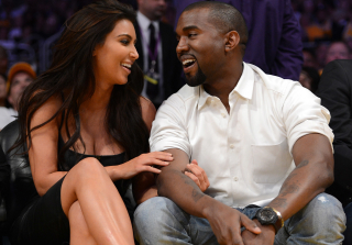 Kanye West Gives Kim Kardashian His Most Touching, Emotional Birthday Gift Yet (VIDEO)