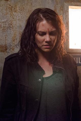 Maggie and Carol Walking Dead Season 6, Episode 13