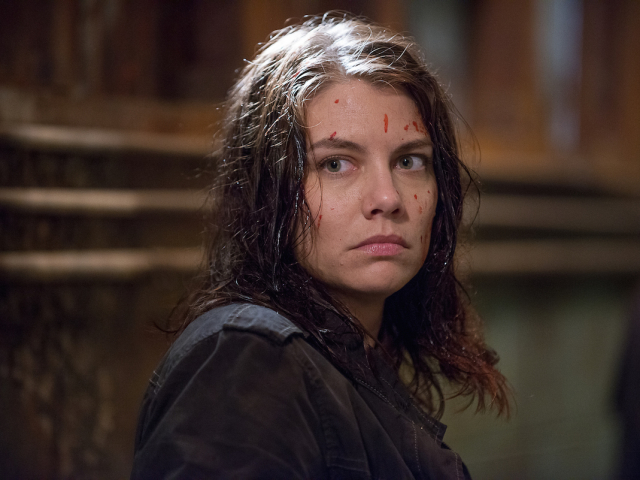 Maggie Walking Dead Season 6, Episode 13
