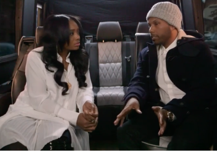 Mendeecees harris and Yandy Smith Learn His Prison Fate