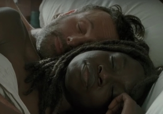 'The Walking Dead' Season 6, Episode 15 Sneak Peek: Michonne and Rick Spoon! (VIDEO)