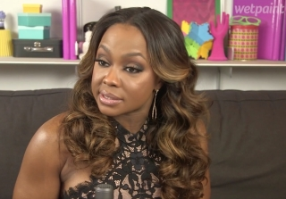 Phaedra Parks Offers Advice to Teresa Giudice  — Exclusive (VIDEO)