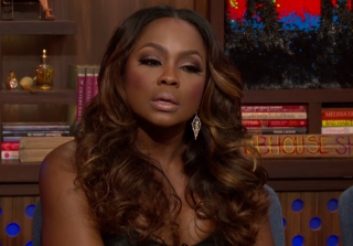 Kandi Burruss, Phaedra Parks Not Speaking After 'RHoA' Reunion (VIDEO)
