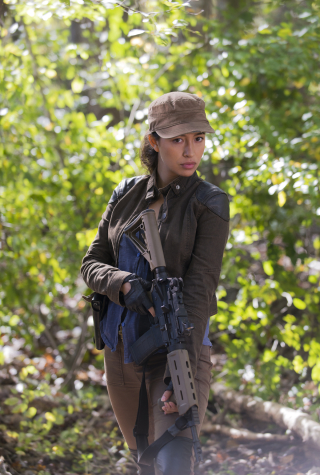 Rosita The Walking Dead Season 6, Episode 15