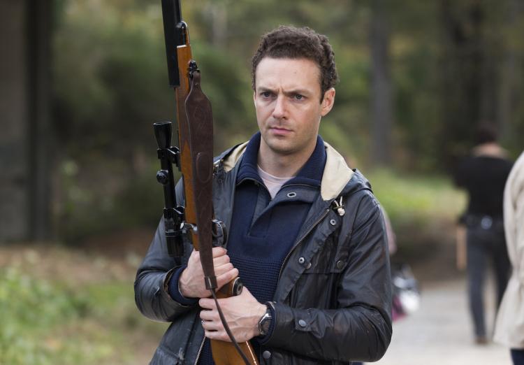 Spencer The Walking Dead Season 6 Finale