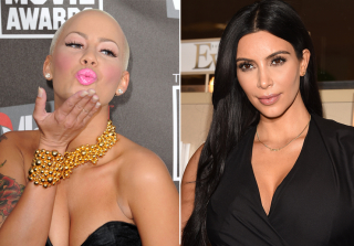 Butt or Boobs — Can You Identify the Celebrity Cleavage? (PHOTOS)