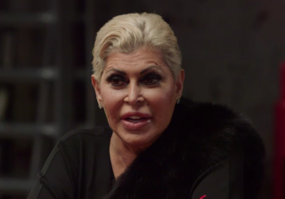 Big Ang Looks Happy & Healthy in Final Appearance at 'Mob Wives' Reunion