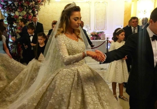 Russian Billionaire's Insane Wedding Puts Kimye's to Shame (PHOTOS)
