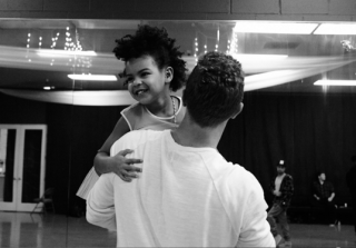 Blue Ivy & Chris Martin Are Our Favorite New Besties! (PHOTOS)